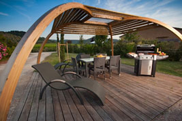 Have your way with exotic pergolas: A small lesson on pergola designs - Gold Coast